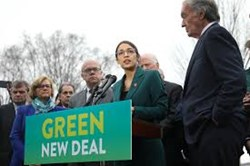 NEF: What's the deal with the Green New Deal?