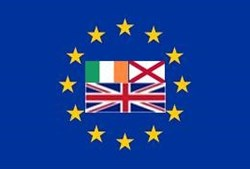 Locked in the EU by the island of Ireland