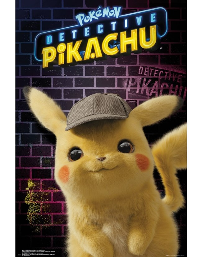 The Business of Film: Pokemon Detective Pikachu