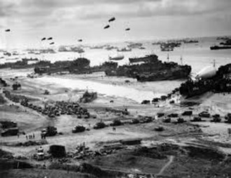 The Bigger Picture: D-Day & Tienanmen Square remembered and the rise of the Brexit Party