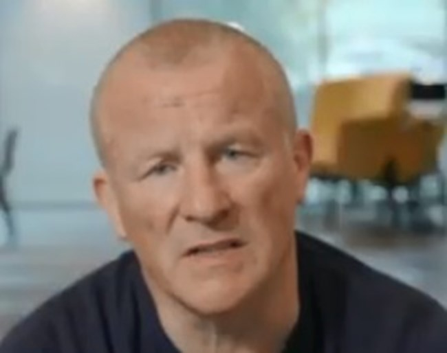 Neil Woodford's apology