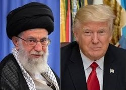 the tension between Iran and the United States