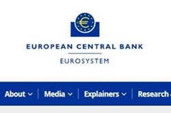Such a contrast with the Eurozone's central bank