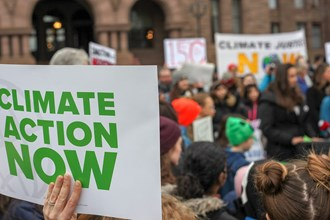 NEF: What should the climate movement do next?
