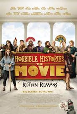 The Business of Film: Horrible Histories - The Romans