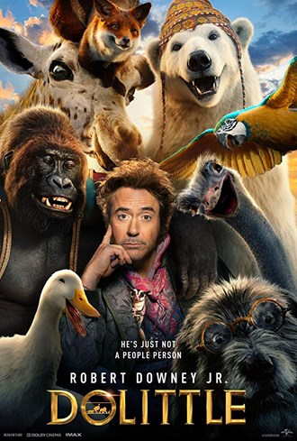 The Business of Film: Dolittle