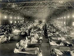 Could we be facing a re-run of the Spanish Flu epidemic, 100 years on?