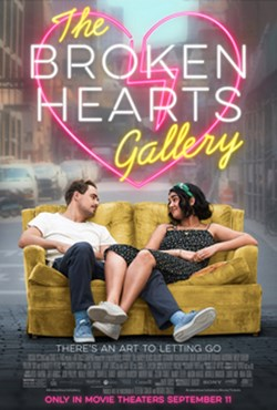 The Business of Film: The Broken Hearts Gallery, This Gun For Hire, Cuties