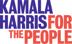 Kamala Harris's logo for the 2020 presidential campaign