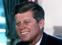 J F Kennedy Inauguration Speech January 1961
