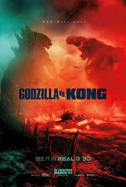 The Business of Film: Godzilla vs. Kong, Chaos Walking & Run